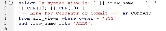 Simple Query