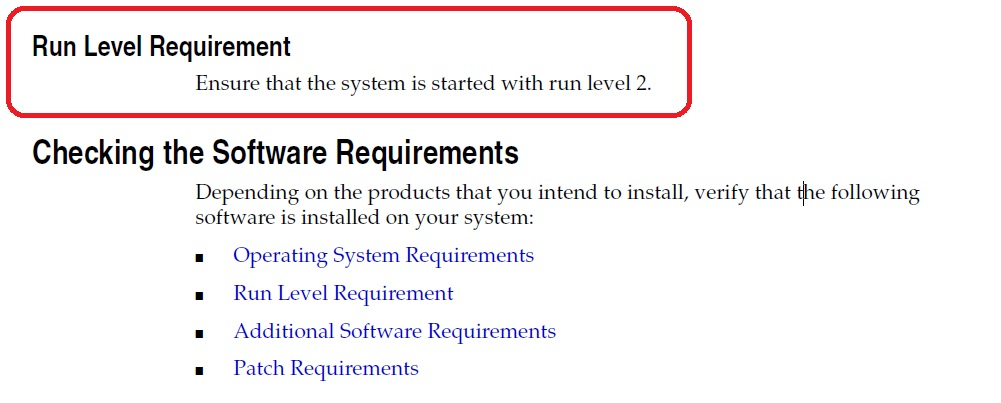 Run_Level_Requirement