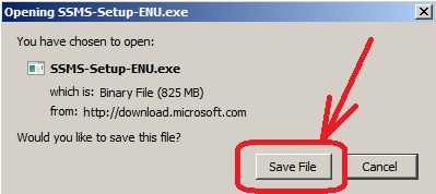 Download File SSMS-Setup-ENU.exe