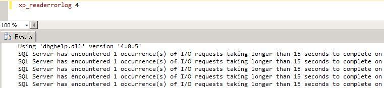 SQL Server Error825
