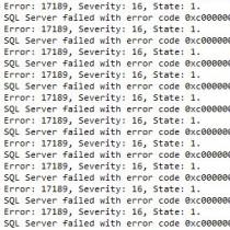 SQLerrorlog_IOerror