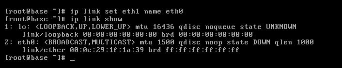 Cloned Oracle Linux (OEL) is missing eth0 – TheSQLReport com