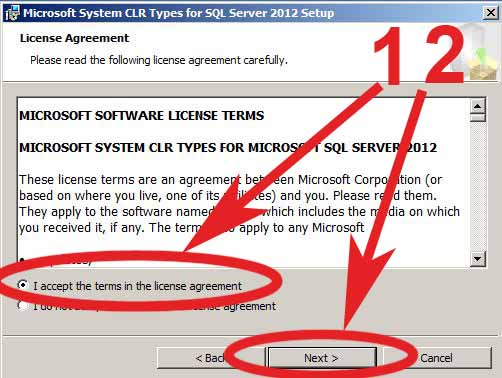 How to Install SQL Server 2012 Shared Management Objects