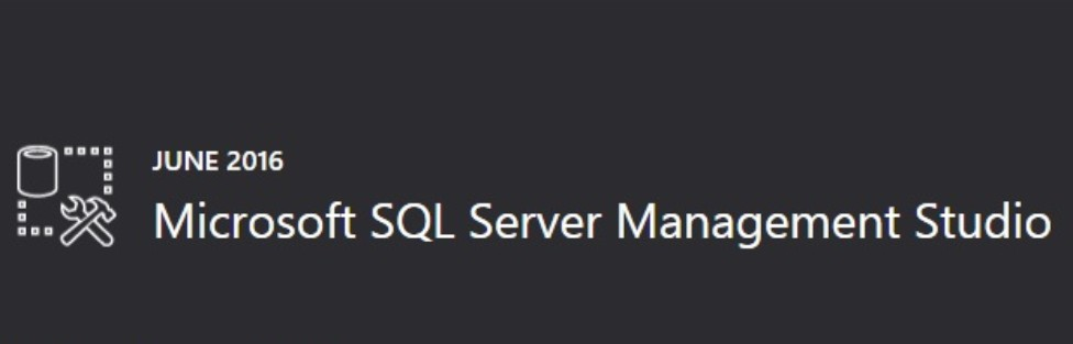 Install SQL Server Management Studio (SSMS) 2016 Without Internet Access